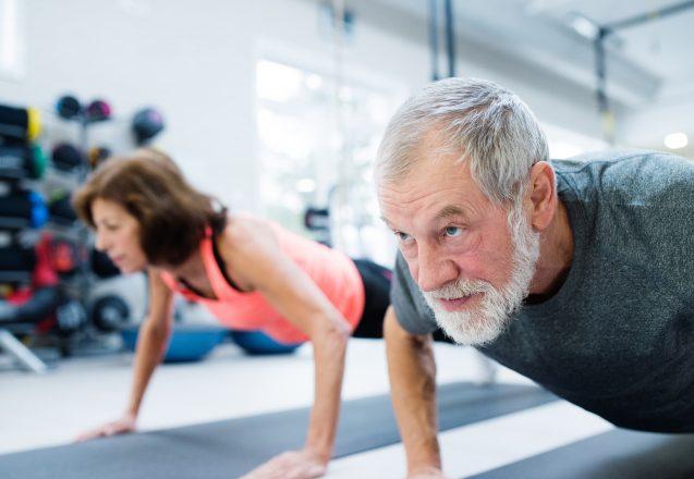 Healthy Eating As You Get Older
