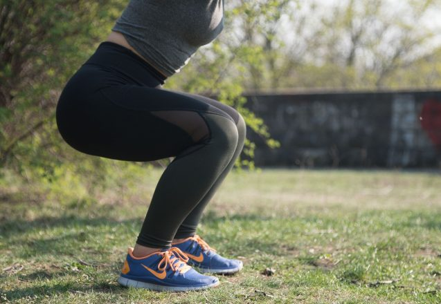 How To Squat Without Knee Pain